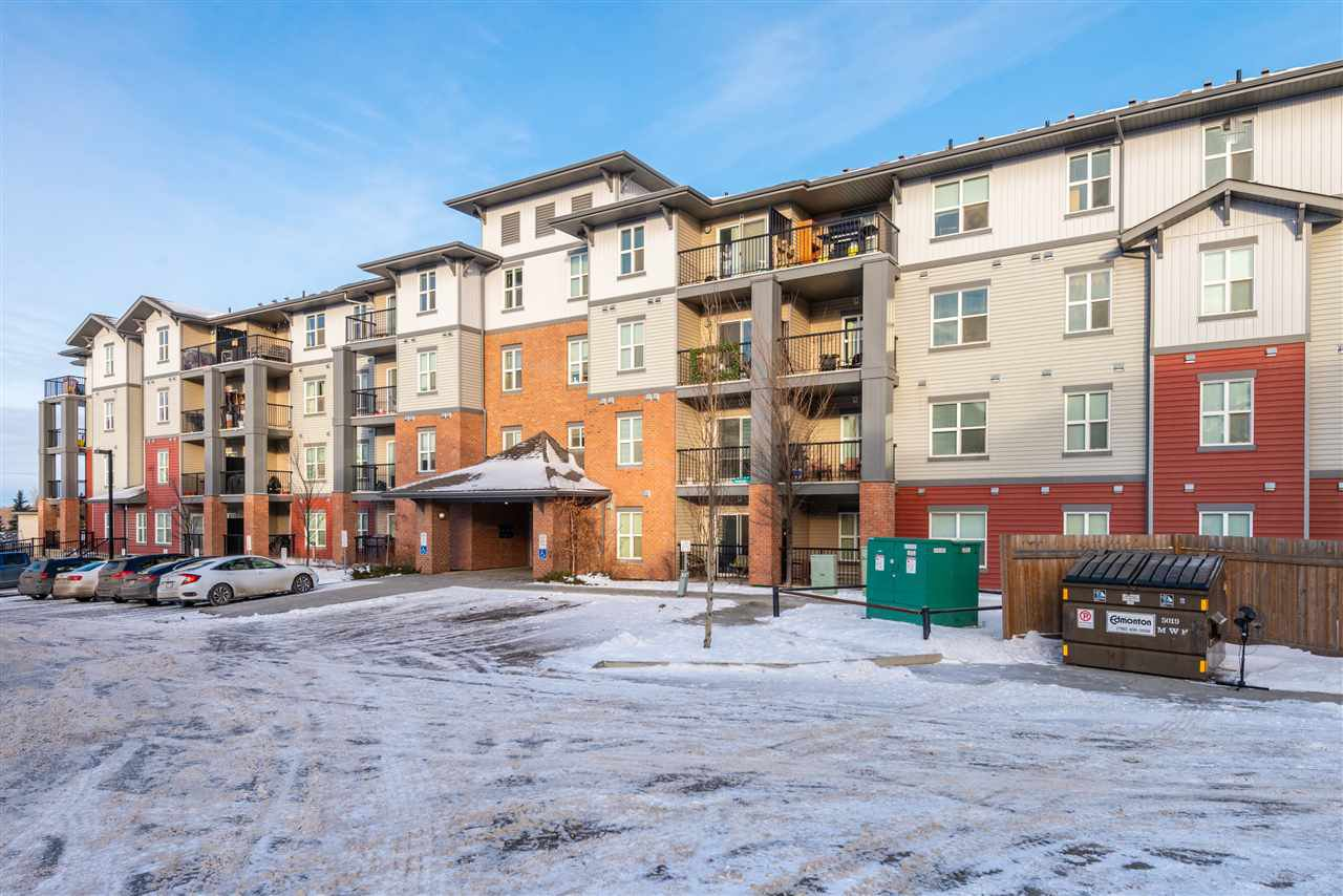 Main Photo: 408 667 WATT Boulevard in Edmonton: Zone 53 Condo for sale : MLS®# E4183428