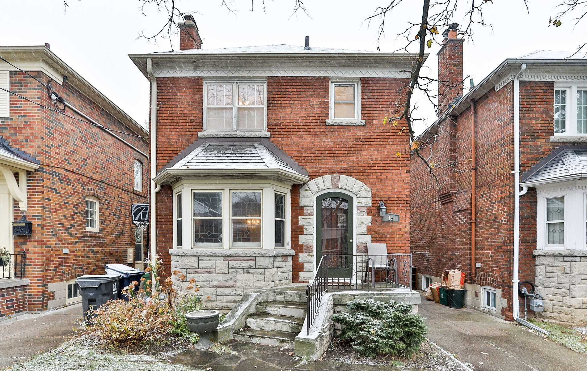 Main Photo: 15 Rolph Road in Toronto: Leaside House (2-Storey) for lease (Toronto C11)  : MLS®# C4665285