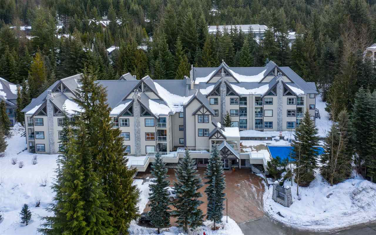 Main Photo: 306 4749 SPEARHEAD DRIVE in Whistler: Benchlands Condo for sale : MLS®# R2432850