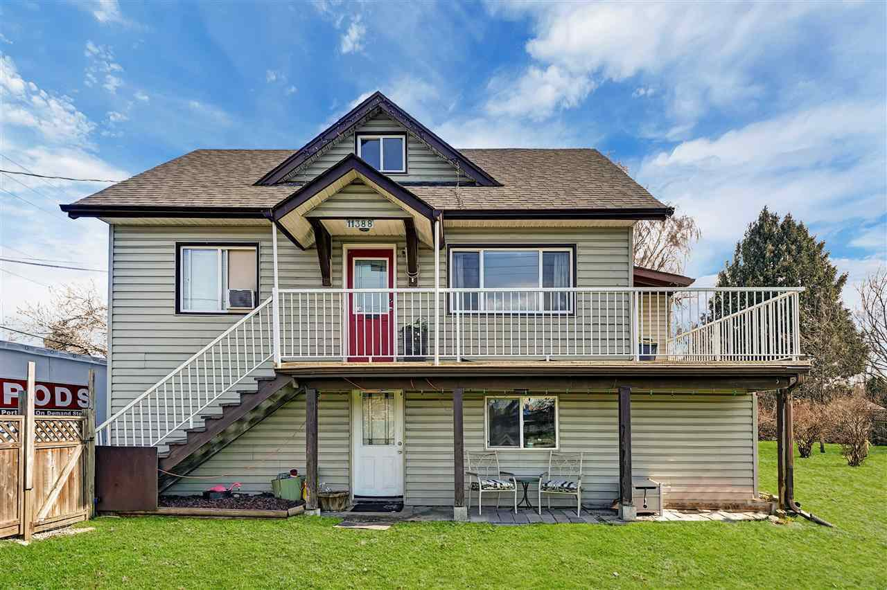 Main Photo: 11388 124 Street in Surrey: Bridgeview House for sale (North Surrey)  : MLS®# R2472150