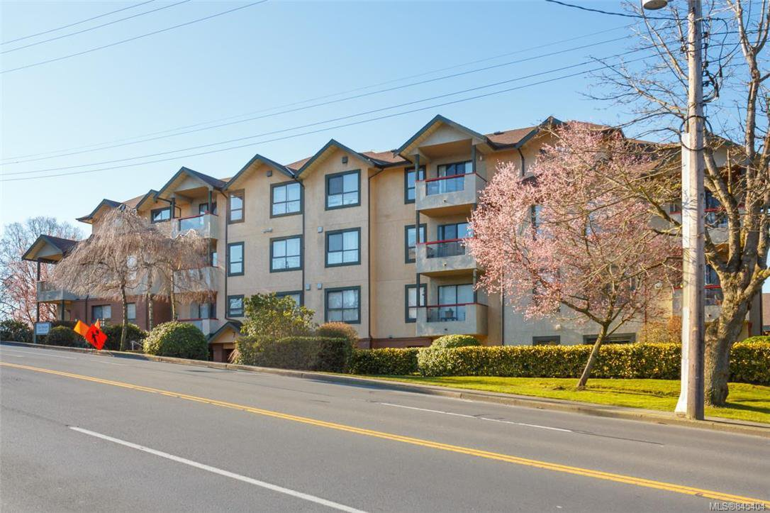 Main Photo: 104 7 W Gorge Rd in : SW Gorge Condo Apartment for sale (Saanich West)  : MLS®# 845404