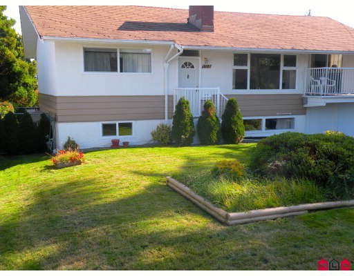 Main Photo: 1350 FINLAY Street: White Rock Home for sale ()  : MLS®# F2922460