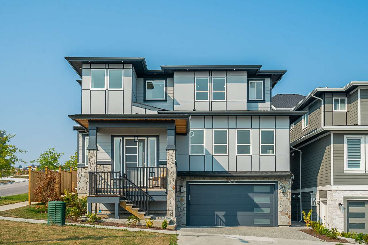 """Main Photo: 16707 16A Avenue in Surrey: Pacific Douglas House for sale in """"PACIFIC HEIGHTS"""" (South Surrey White Rock)  : MLS®# R2501283"""