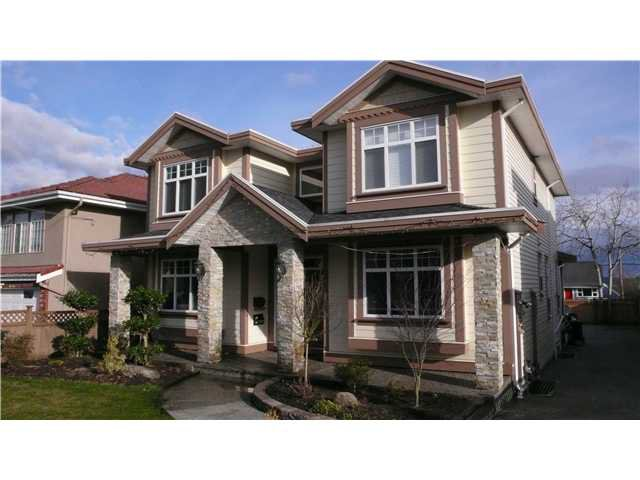 Main Photo: 2130 EDINBURGH Street in New Westminster: Connaught Heights House for sale : MLS®# V878552