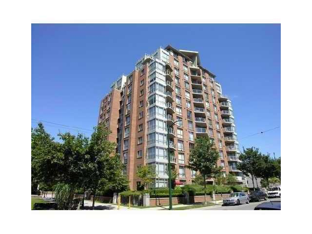Main Photo: 607 1575 W 10TH Avenue in Vancouver: Fairview VW Condo for sale (Vancouver West)  : MLS®# V880961