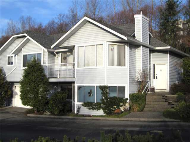 Main Photo: 22 22555 116TH Avenue in Maple Ridge: East Central Townhouse for sale : MLS®# V882669