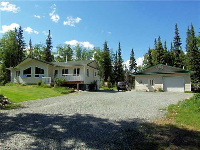 "Main Photo: 7670 BLOCK Drive in Prince George: Chief Lake Road House for sale in ""CHIEF LAKE ROAD"" (PG Rural North (Zone 76))  : MLS®# N237172"