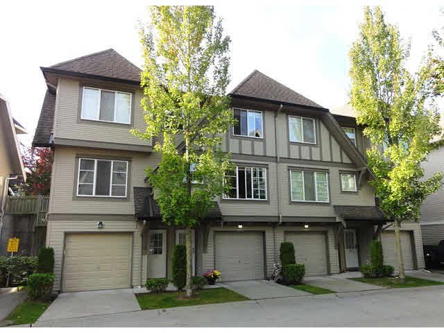 "Main Photo: 132 15175 62A Avenue in Surrey: Sullivan Station Townhouse for sale in ""BROOKLANDS"" : MLS®# F1426589"