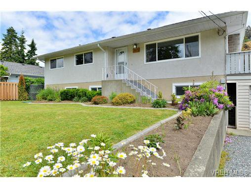 Main Photo: 2347 Bellamy Road in VICTORIA: La Thetis Heights Single Family Detached for sale (Langford)  : MLS®# 352326