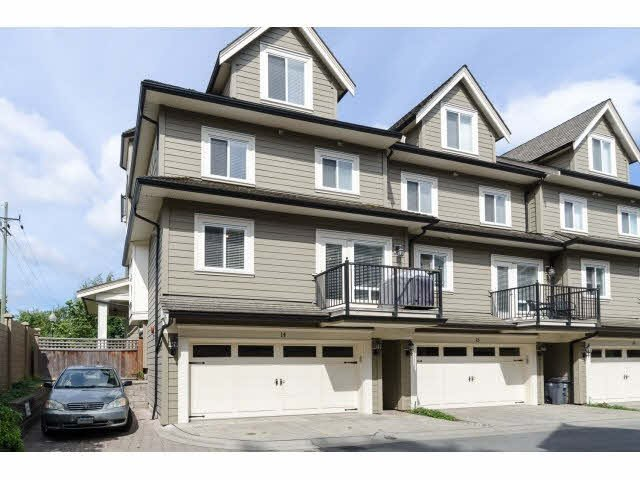 "Photo 2: Photos: 14 3268 156A Street in Surrey: Morgan Creek Townhouse for sale in ""GATEWAY"" (South Surrey White Rock)  : MLS®# F1447206"