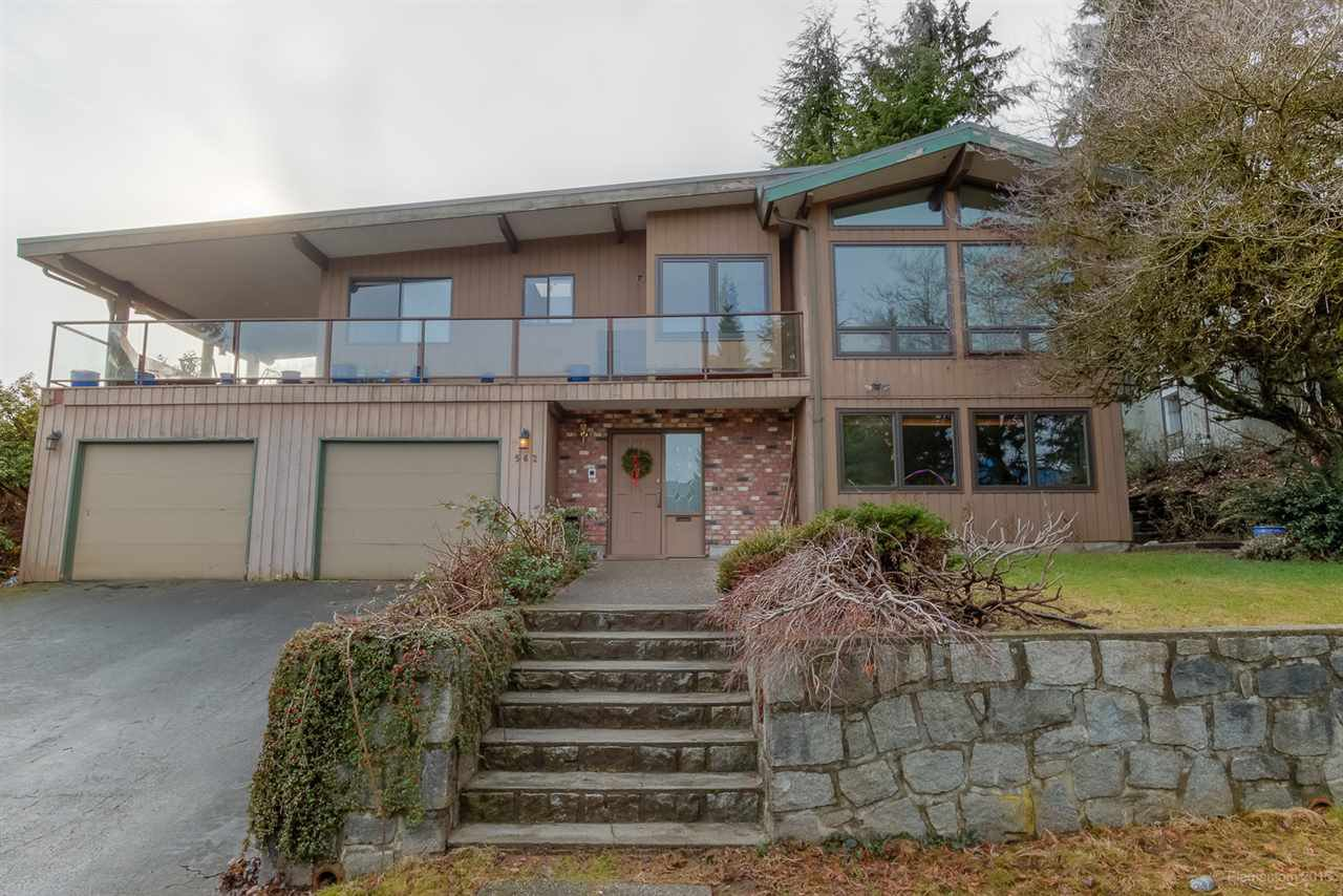 Main Photo: 562 YALE Road in Port Moody: College Park PM House for sale : MLS®# R2027072