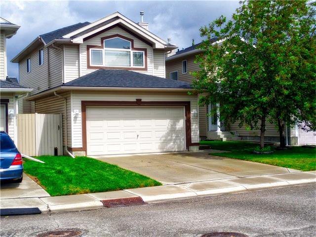 Main Photo: 1010 BRIDLEMEADOWS Manor SW in Calgary: Bridlewood House for sale : MLS®# C4065914