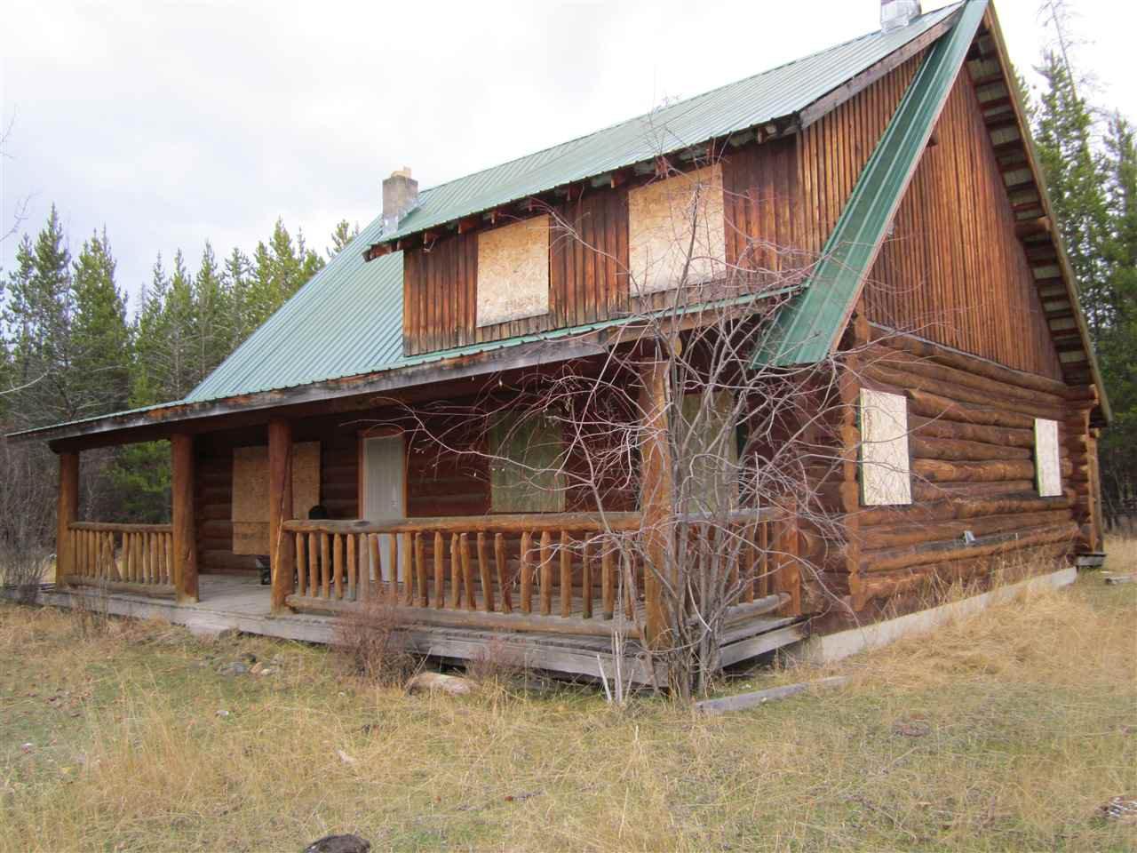 Main Photo: 651 JACKPINE Road: Horsefly House for sale (Williams Lake (Zone 27))  : MLS®# R2099546