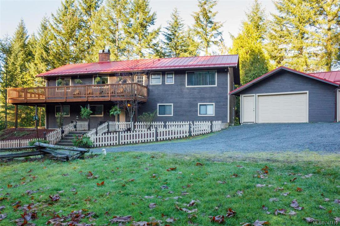 Main Photo: 1670 Baldy Mountain Rd in SHAWNIGAN LAKE: ML Shawnigan Single Family Detached for sale (Malahat & Area)  : MLS®# 747110