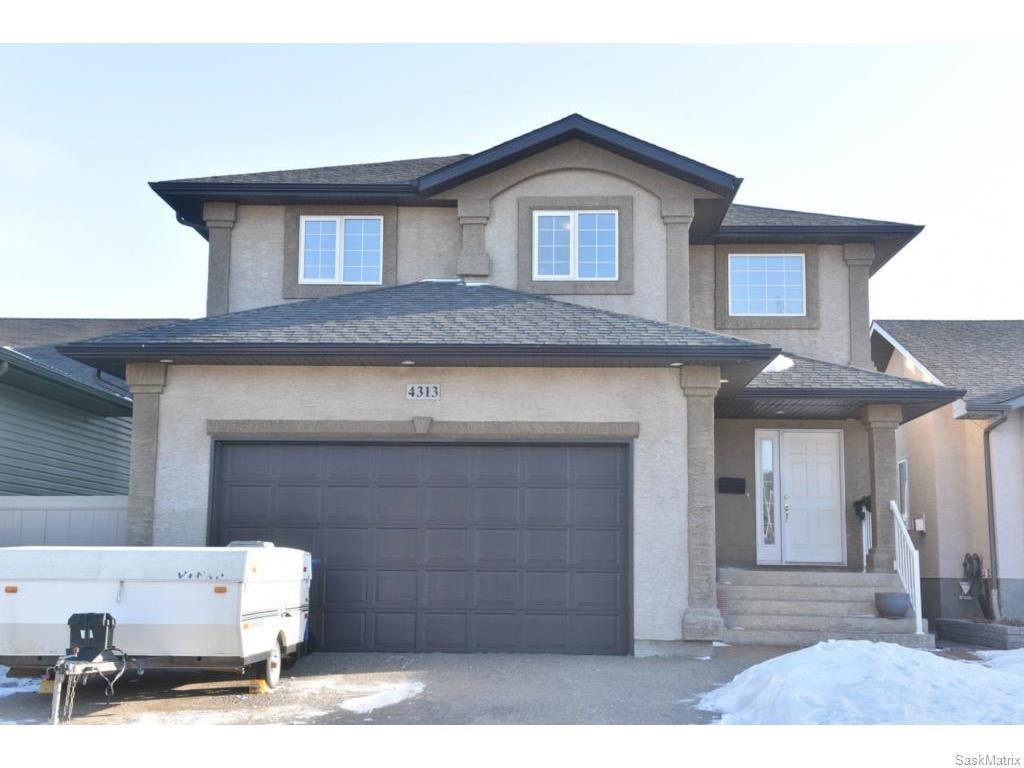 Main Photo: 4313 GUSWAY Street in Regina: Single Family Dwelling for sale (Regina Area 01)  : MLS®# 600709