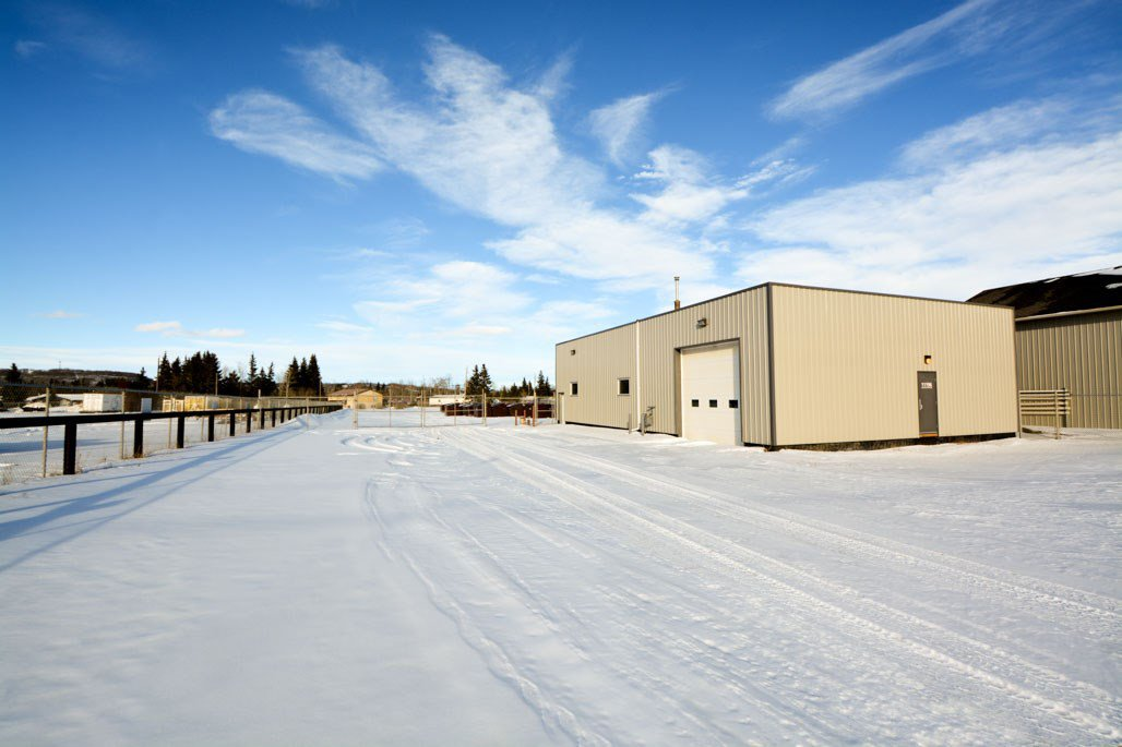 Main Photo: 11196 CLAIRMONT FRONTAGE Road in Fort St. John: Fort St. John - Rural W 100th Industrial for sale (Fort St. John (Zone 60))  : MLS®# C8011313