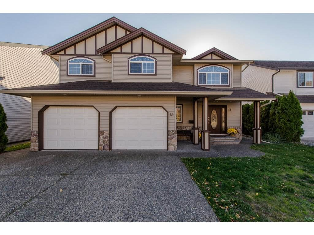 Main Photo: 13 5415 PEACH Road in Sardis: Vedder S Watson-Promontory House for sale : MLS®# R2218300