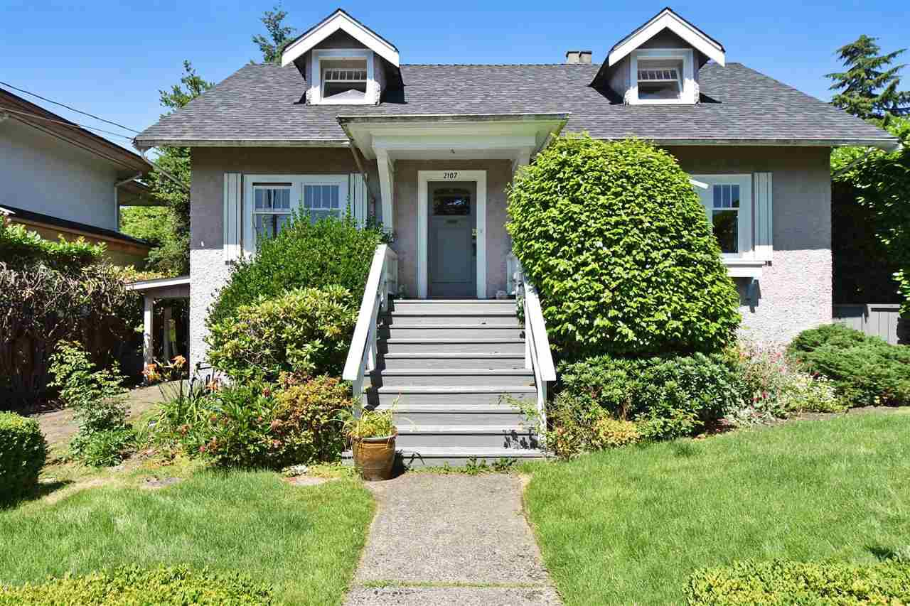 Main Photo: 2107 W 51ST Avenue in Vancouver: S.W. Marine House for sale (Vancouver West)  : MLS®# R2237001
