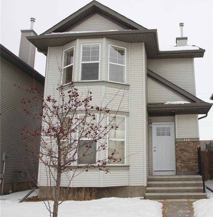 Main Photo: 146 CRANBERRY Close SE in Calgary: Cranston House for sale : MLS®# C4166385