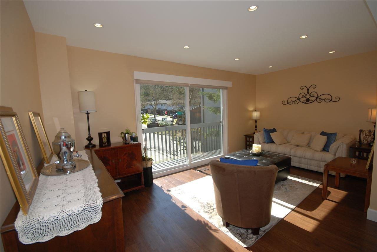Sun drenched livingroom