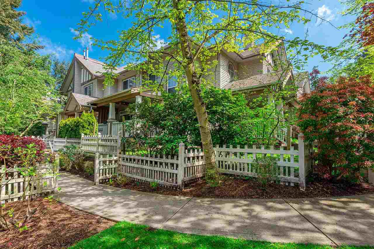 "Main Photo: 47 2678 KING GEORGE Boulevard in Surrey: King George Corridor Townhouse for sale in ""Mirada"" (South Surrey White Rock)  : MLS®# R2263802"