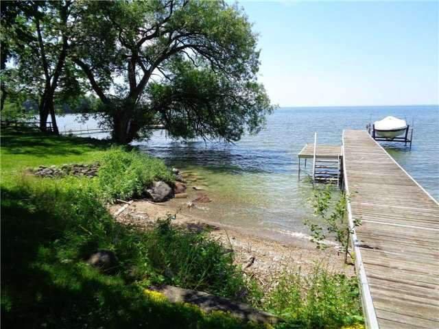 Main Photo: 2156 Lakeshore Drive in Ramara: Rural Ramara House (Bungalow) for sale : MLS®# S4132010