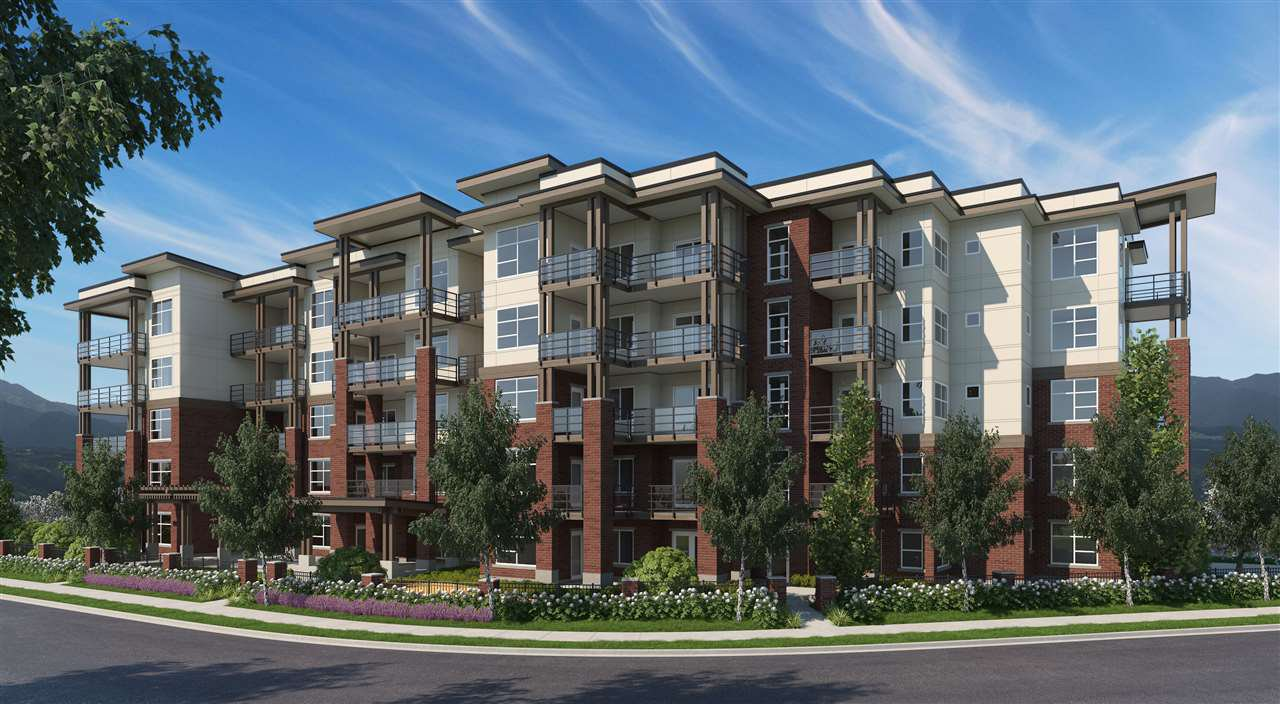 "Main Photo: 410 22577 ROYAL Crescent in Maple Ridge: East Central Condo for sale in ""THE CREST"" : MLS®# R2290302"