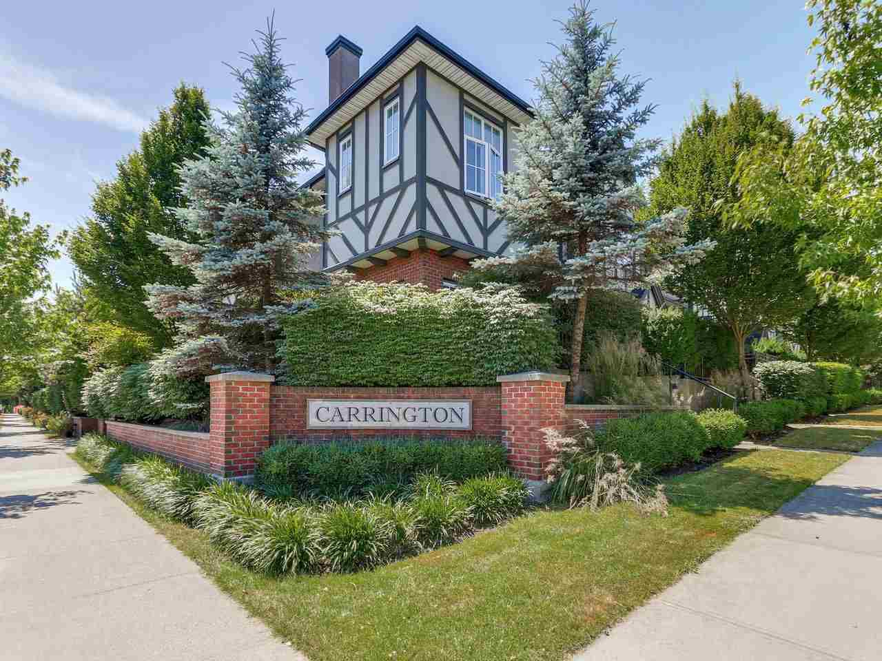 """Photo 1: Photos: 6181 OAK Street in Vancouver: South Granville Townhouse for sale in """"CARRINGTON"""" (Vancouver West)  : MLS®# R2295526"""