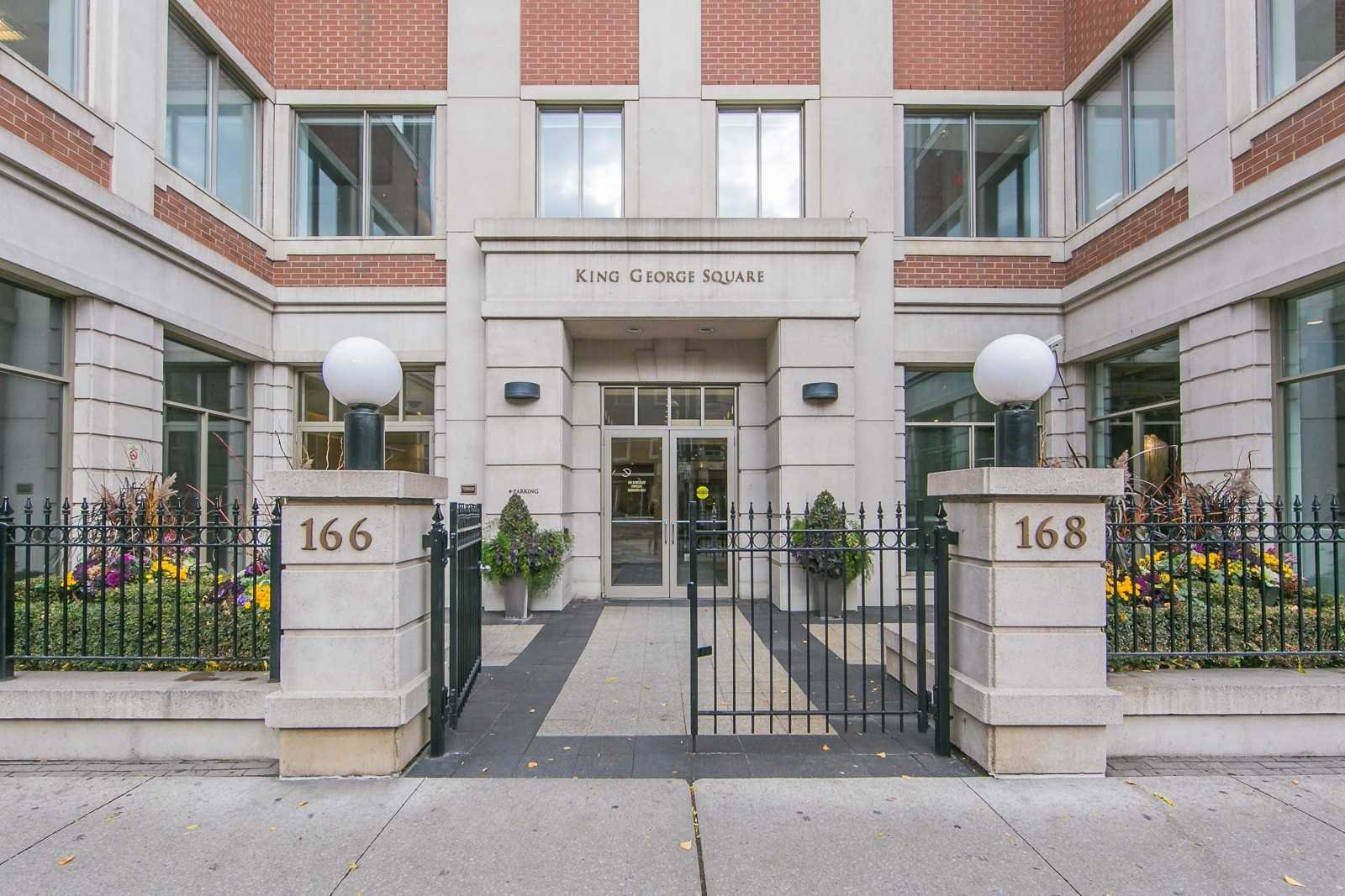Main Photo: 814 168 E King Street in Toronto: Moss Park Condo for sale (Toronto C08)  : MLS®# C4307727