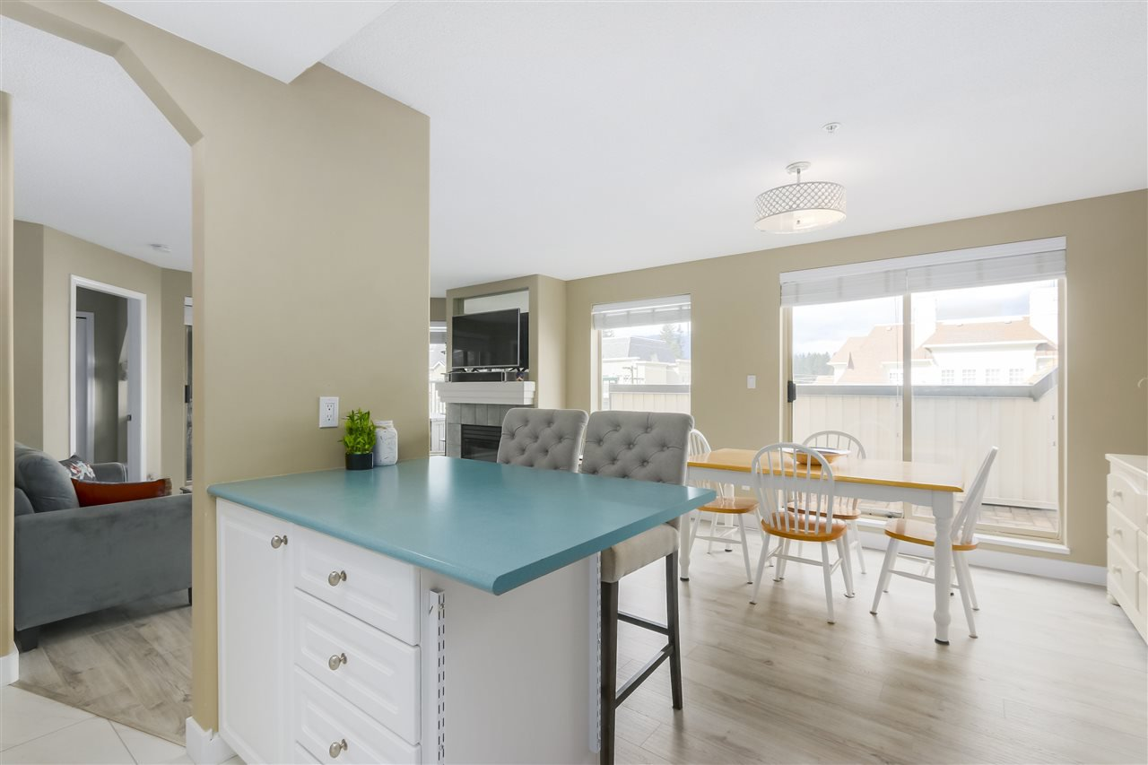 """Photo 10: Photos: 407 1650 GRANT Avenue in Port Coquitlam: Glenwood PQ Condo for sale in """"FORESTSIDE"""" : MLS®# R2353372"""