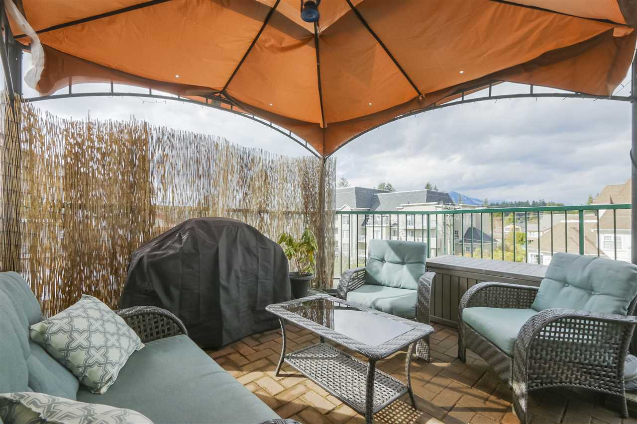 """Photo 15: Photos: 407 1650 GRANT Avenue in Port Coquitlam: Glenwood PQ Condo for sale in """"FORESTSIDE"""" : MLS®# R2353372"""
