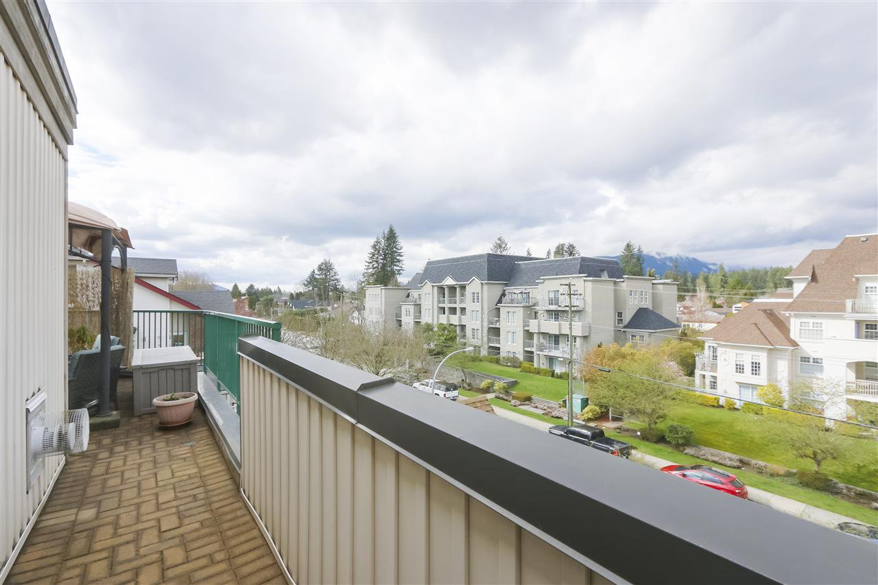 """Photo 18: Photos: 407 1650 GRANT Avenue in Port Coquitlam: Glenwood PQ Condo for sale in """"FORESTSIDE"""" : MLS®# R2353372"""