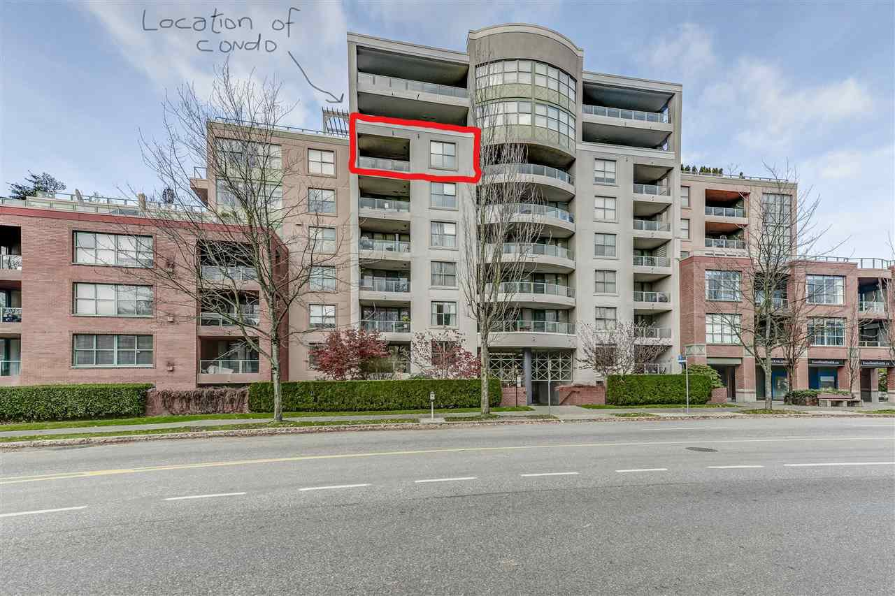 "Main Photo: 708 503 W 16TH Avenue in Vancouver: Fairview VW Condo for sale in ""PACIFICA"" (Vancouver West)  : MLS®# R2356509"