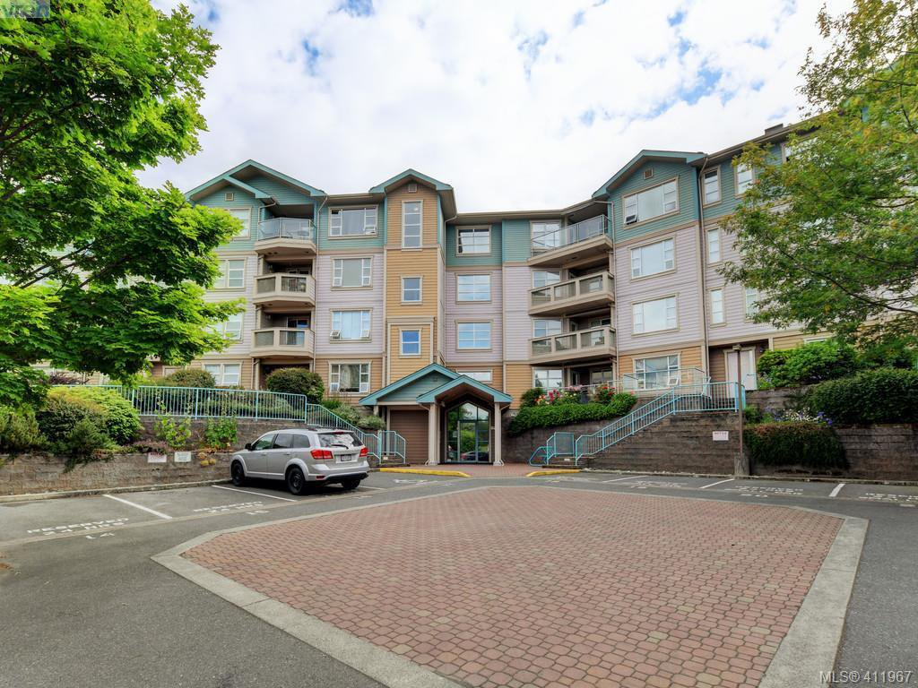 Main Photo: 203 799 Blackberry Rd in VICTORIA: SE High Quadra Condo Apartment for sale (Saanich East)  : MLS®# 816789