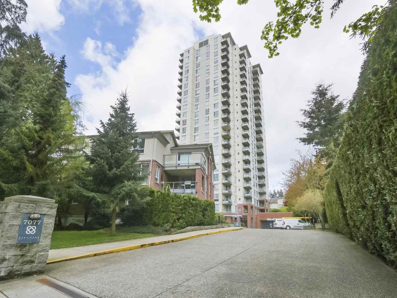 "Photo 3: Photos: 1709 7077 BERESFORD Street in Burnaby: Highgate Condo for sale in ""CITY CLUB ON THE PARK"" (Burnaby South)  : MLS®# R2382596"