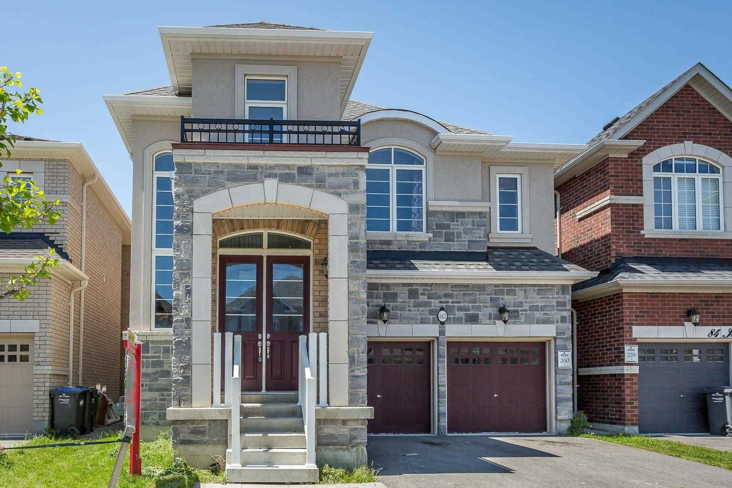 Main Photo: 82 Ivor Crescent in Brampton: Northwest Brampton House (2-Storey) for sale : MLS®# W4498160