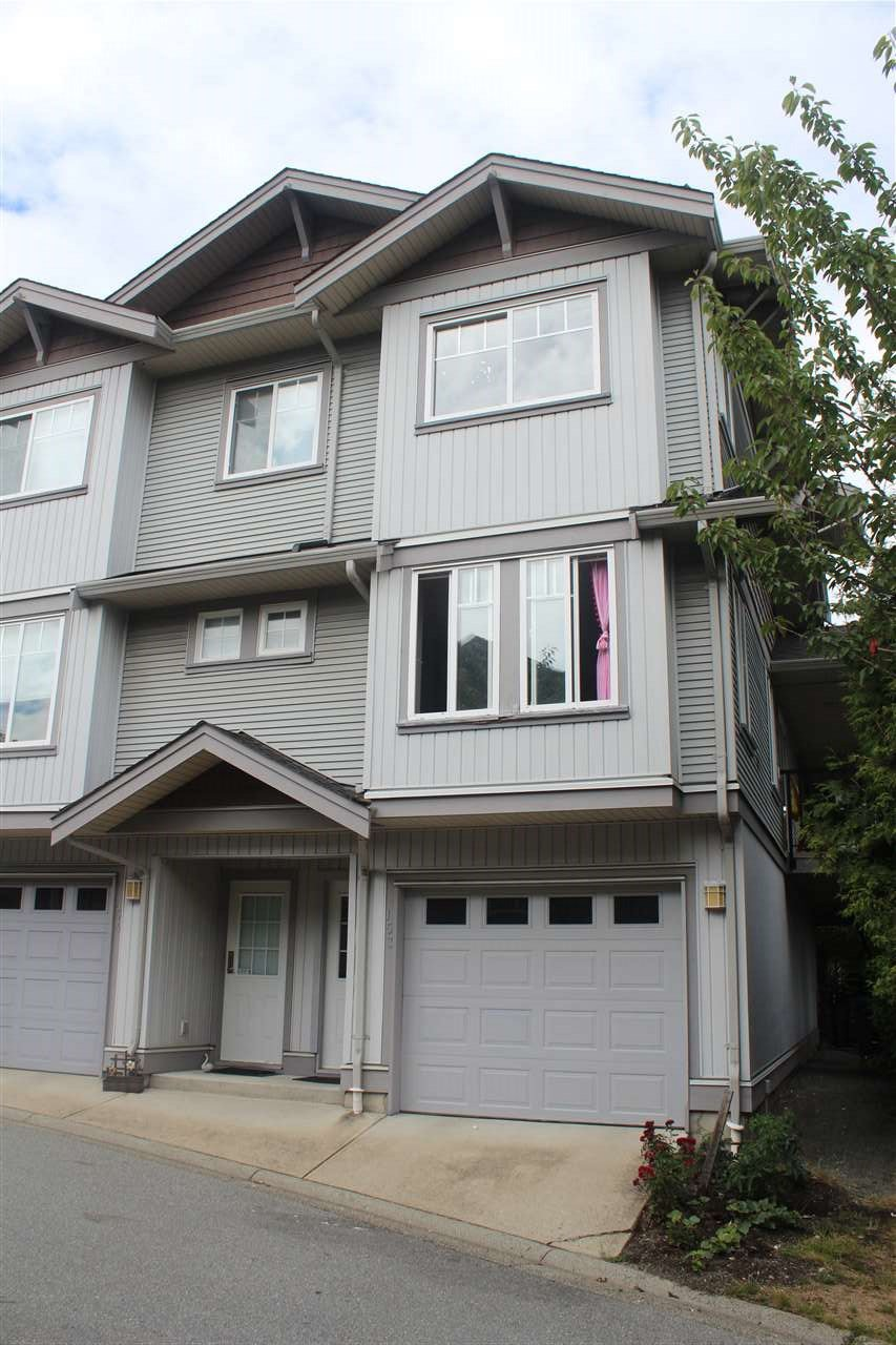 "Main Photo: 153 12040 68 Avenue in Surrey: West Newton Townhouse for sale in ""Terrace"" : MLS®# R2386154"