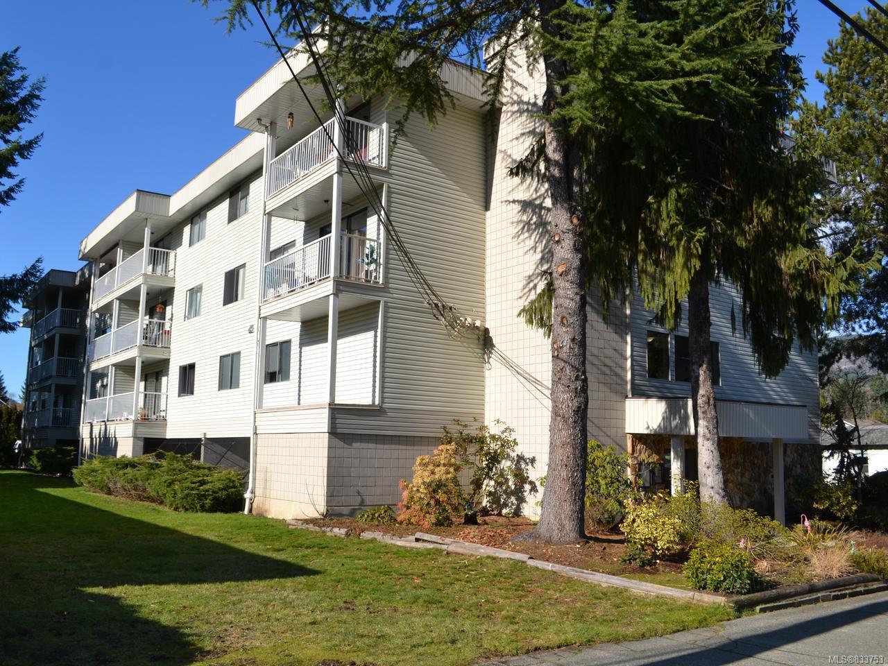 Main Photo: 106 18 King George St in LAKE COWICHAN: Du Lake Cowichan Condo for sale (Duncan)  : MLS®# 833753