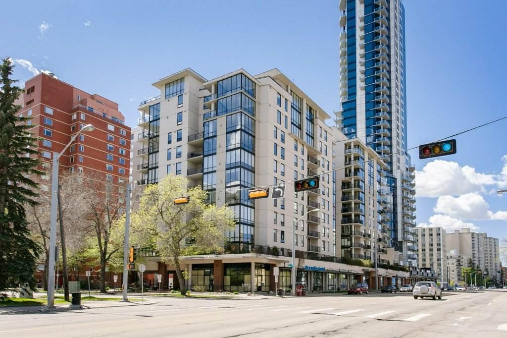 Main Photo: 606 10028 119 Street in Edmonton: Zone 12 Condo for sale : MLS®# E4193876