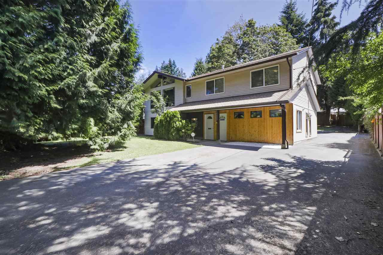 """Main Photo: 2412 124 Street in Surrey: Crescent Bch Ocean Pk. House for sale in """"CRESCENT HEIGHTS"""" (South Surrey White Rock)  : MLS®# R2479813"""