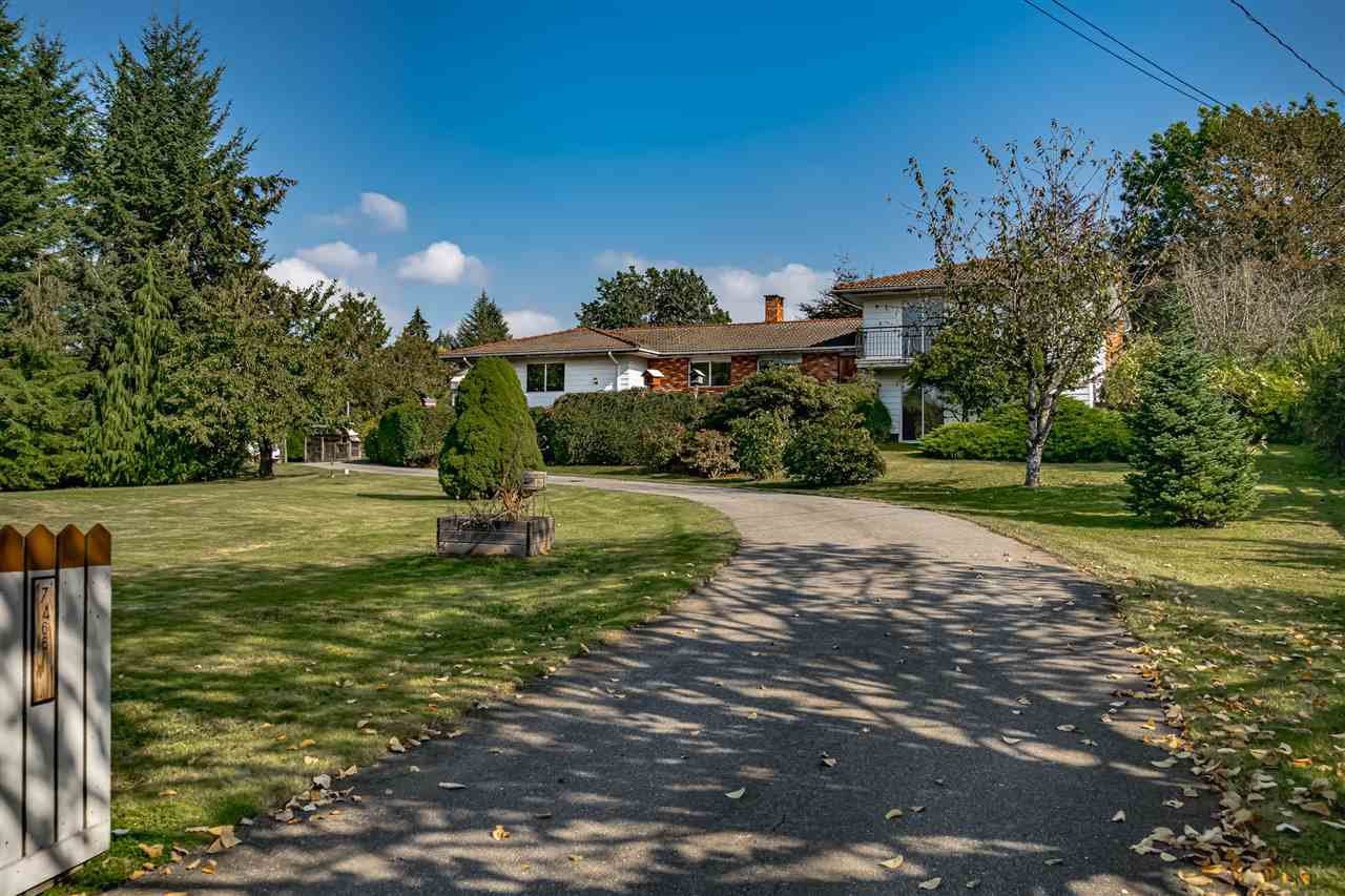 """Main Photo: 7466 184 Street in Surrey: Clayton House for sale in """"West Clayton"""" (Cloverdale)  : MLS®# R2506315"""