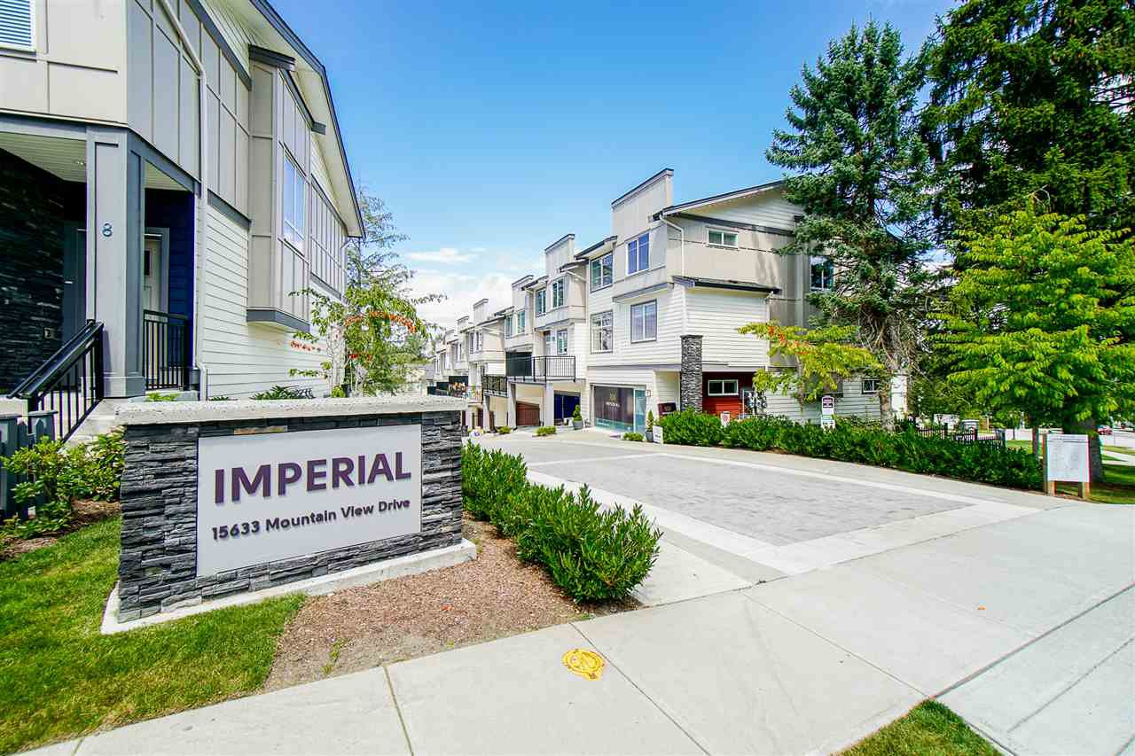 "Main Photo: 48 15665 MOUNTAIN VIEW Drive in Surrey: Grandview Surrey Townhouse for sale in ""Imperial"" (South Surrey White Rock)  : MLS®# R2505446"