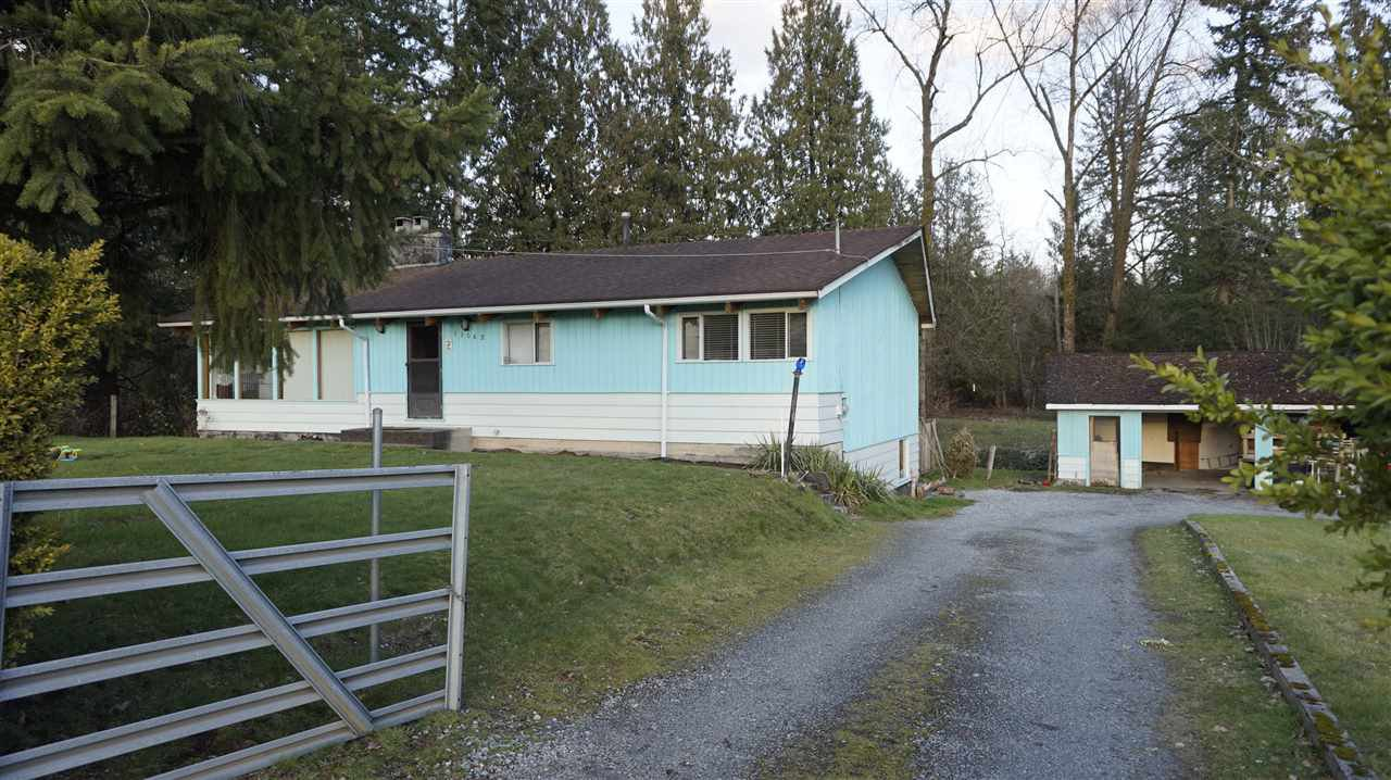 Main Photo: 11062 240 Street in Maple Ridge: Albion House for sale : MLS®# R2525945