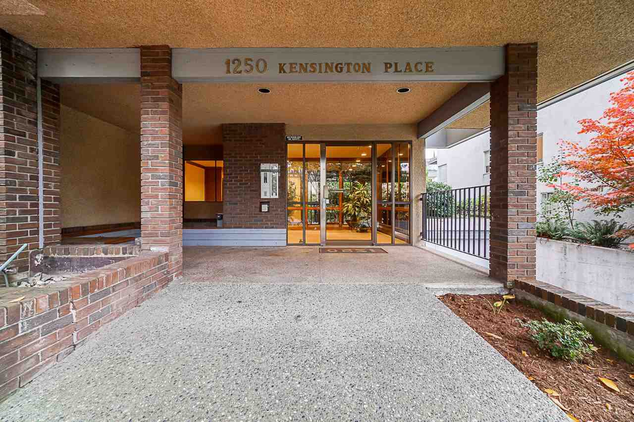 """Main Photo: 102 1250 W 12TH Avenue in Vancouver: Fairview VW Condo for sale in """"KENSINGTON PLACE"""" (Vancouver West)  : MLS®# R2527607"""