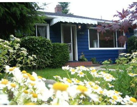 Main Photo: 4649 TODD ST in Vancouver: House for sale (Collingwood VE)  : MLS®# V652129