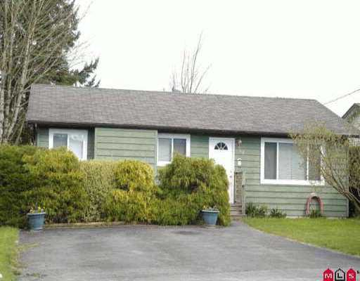 Main Photo: 9464 210TH ST in Langley: Walnut Grove House for sale : MLS®# F2606785