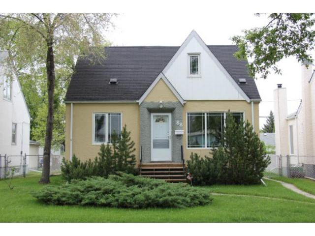 Main Photo: 88 Handyside Avenue in WINNIPEG: St Vital Residential for sale (South East Winnipeg)  : MLS®# 1210177