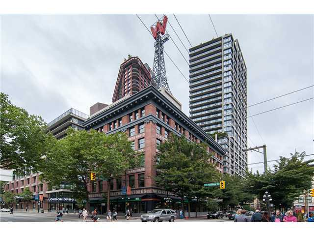 Main Photo: 2304 108 West Cordova Street in Vancouver: Condo for sale : MLS®# 963763