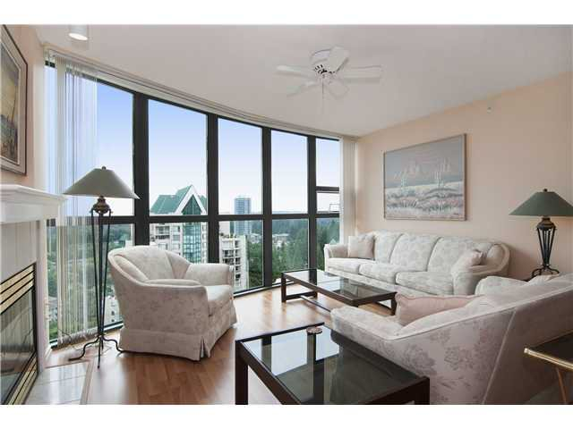 Photo 3: Photos: # 1903 1199 EASTWOOD ST in Coquitlam: North Coquitlam Condo for sale : MLS®# V1017385