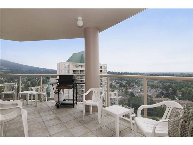 Photo 10: Photos: # 1903 1199 EASTWOOD ST in Coquitlam: North Coquitlam Condo for sale : MLS®# V1017385
